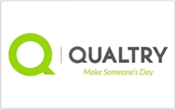 Sell Qualtry.com Custom Engraving Gift Card