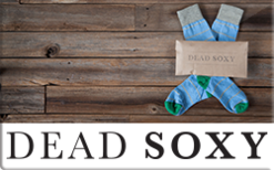 Sell Dead Soxy Socks Gift Card