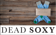 Buy Dead Soxy Socks Gift Card