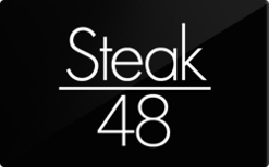 Sell Steak 48 Gift Card
