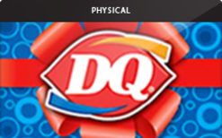 Sell Dairy Queen (Physical) Gift Card