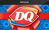Buy Dairy Queen (Physical) Gift Card