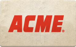 Buy ACME Grocery Gift Card