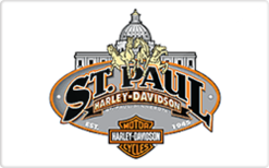 Buy St. Paul MN Harley Davidson Gift Card