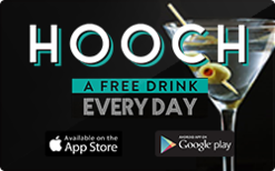 Sell Hooch Drinks Gift Card