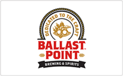 Sell Ballast Point Gift Card