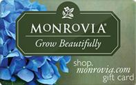 Buy Monrovia Plants Gift Card