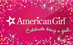American Girl Card