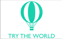 Sell Try the World Gifts Gift Card