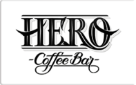 Buy HERO Coffee Bar Gift Card