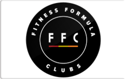 Buy Fitness Formula Clubs Gift Card