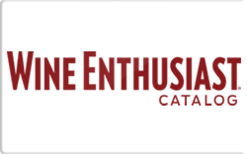 Sell Wine Enthusiast Gift Card