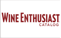 Buy Wine Enthusiast Gift Card