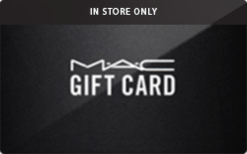 Buy MAC Cosmetics (In Store Only) Gift Card