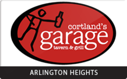 Sell Cortland's Garage Arlington Heights Gift Card