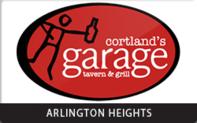 Buy Cortland's Garage Arlington Heights Gift Card