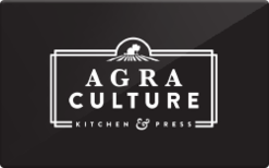 Buy Agra Culture Kitchen & Press Gift Card