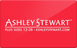 Sell Ashley Stewart Gift Card