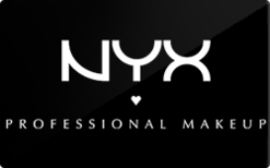 Sell NYX Cosmetics Gift Card