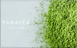 Sell Panatea Matcha Tea Gift Card