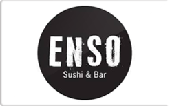 Sell ENSO Sushi & Bar Gift Card