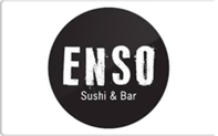 Buy ENSO Sushi & Bar Gift Card