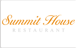 Sell Summit House Restaurant Gift Card