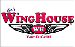The Winghouse Bar and Grill Gift Card - Check Your Balance Online ...