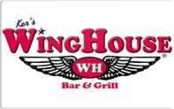 Buy The Winghouse Bar and Grill Gift Card