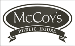 Sell McCoy's Public House (Minneapolis) Gift Card