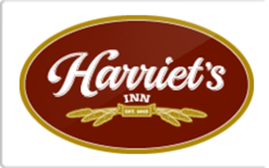 Sell Harriet's Inn Gift Card
