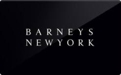Sell Barneys New York Gift Card