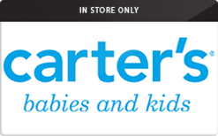 Sell Carter's (In Store Only) Gift Card