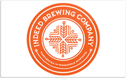 Sell Indeed Brewing Company Gift Card