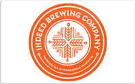 Buy Indeed Brewing Company Gift Card