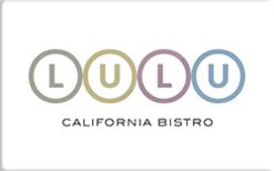 Buy Lulu California Bistro Gift Card