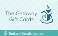 Bedandbreakfast gift card