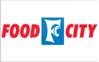 Buy Food City Gift Card