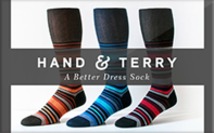 Buy Hand & Terry Socks Gift Card