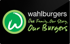 Sell Wahlburgers Gift Card