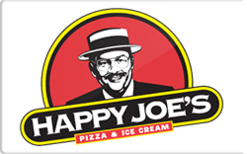 Sell Happy Joe's Pizza & Ice Cream Gift Card
