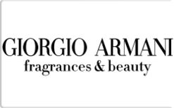 Sell Giorgio Armani Fragrances & Beauty Gift Card