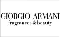 Buy Giorgio Armani Fragrances & Beauty Gift Card
