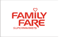 Buy Family Fare Grocery Gift Card