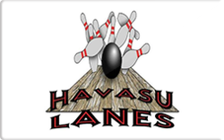 Sell Havasu Lanes Gift Card