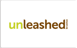 Unleashed by Petco Gift Card - Check Your Balance Online | Raise.com