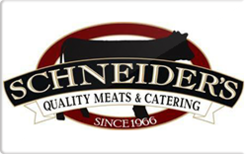 Sell Schneider's Quality Meats Gift Card