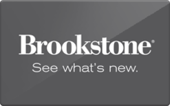 Buy Brookstone Gift Card