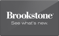 Buy Brookstone Gift Card