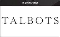 Buy Talbots (In Store Only) Gift Card